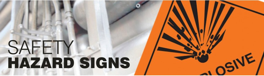 Hazard Signs and Protection