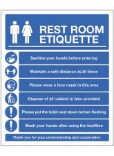 Rest Room Etiquette