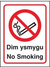 Welsh No Smoking