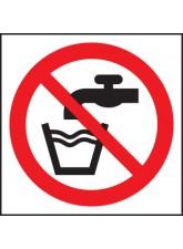 Not Drinking Water (Symbol)