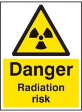 Danger Radiation Risk
