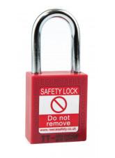 Lockout Padlocks - Keyed Different