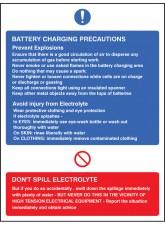 Battery Charging Precautions