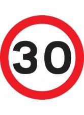 30 mph - Class R2 Permanent