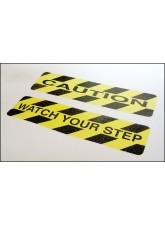 Watch Your Step - Anti-slip Mat - 610 x 150mm