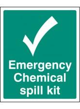 Emergency Chemical Spill Kit